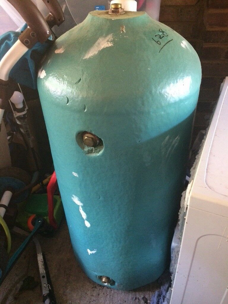 Copper hot water cylinder | in Marlow, Buckinghamshire | Gumtree