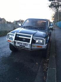 Toyota hilux surf 3.0 ssrg 4x4