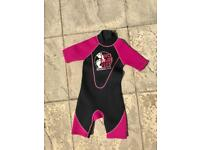 Kids Wetsuit - Two Bare Feet - small