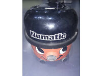 Wanted Henry Hetty Numatic George Hoover Vacuum for parts not working