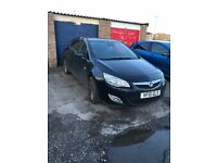 Vauxhall Astra 2010 for sale, full service history