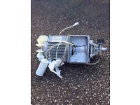 KARCHER HD665 WATER PRESSURE