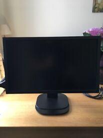 """24"""" viewsonic computer monitor"""