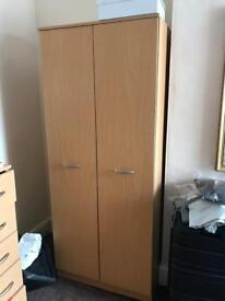 Cupboards/wardrobe