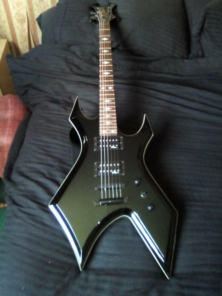 Dating bc rich Hexenmeister