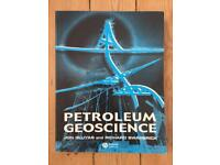 Petroleum Geoscience textbook