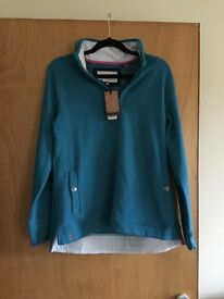 lovely brand new woman fleece jumper