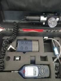 Dust detector CEL - 712 Microdust Pro