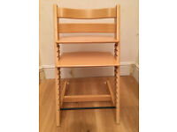 Stokke Tripp Trapp High Chair (Have 2 to sell)