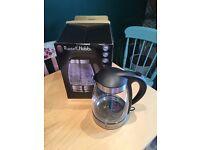 Russell Hobbs Illuminating glass kettle