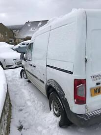Ford transit connect high roof lwb 2012