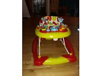 AS NEW Red Kite Walker/ Rocker 2-in-1 IMMACULATE CONDITION
