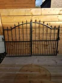 Wrought Iron Gates - Dog friendly bars