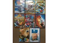 40 Children's DVDs - absolute bargain!