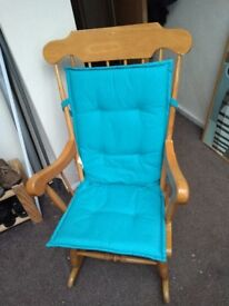 Rocking chair £30