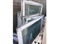 Free. Windows for shed allotment greenhouse etc.