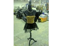 A Mannequin for sale with stand and separates into 2 parts