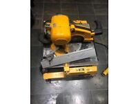 Dewalt DW743 110v Flip over saw. Excellent condition - little light use.