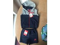 Nike boys 12-18 months outfit brand new with tags