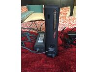 Xbox 360 Elite for sale with games and kinect