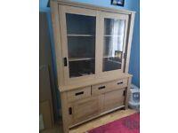 Oak Showcase (original price £700)