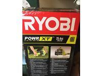 Ryobi PowR XT 25.4cc petrol strimmer. Brand new sealed / boxed