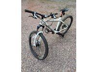 """Carrera Kraken 26"""" mountain bike (not used)"""