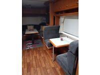 Hobby 640 vip 2008 caravan
