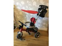 Avigo childs push trike 10-35 months - good condition