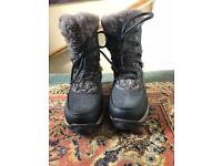 Hi-tec boots size 6.