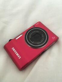 Samsung 16.1MP, HD video camera