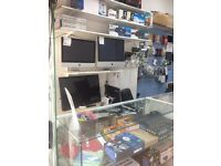 Retail Counter Shop Front Space Rent in Prime Location Near Westfield Shepherds Bush Uxbridge Road