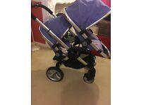 iCandy Peach 2 Blossom Double Pram CAN POST