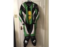 RST motorbike leathers - size UK42