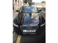 Audi A4 Black 1.8 only 62k miles - priced for urgent sale