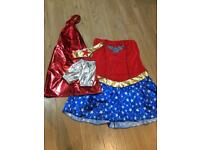 Wonder Woman Costume Halloween