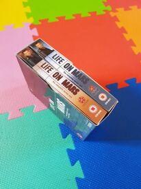 Life on Mars DVD boxset. Series 1 & 2. Good condition.