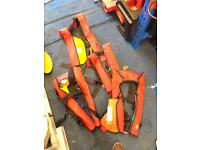 4 Lifejackets (spares or repair)