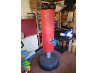 Stand Up Punchbag - Hardly Used