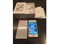 I-Phone 5s 32GB (White) ~ Unlocked ~ Condition: 4 - Good