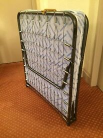 TWO Folding Z beds excellent condition great for spare room or B&B may deliver to some ares
