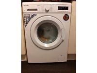 White Montpellier washing machine