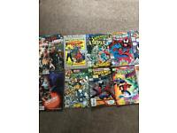 Joblot dc marvel comics some rare Star Trek ice