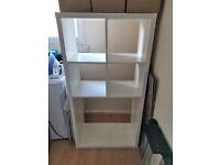 IKEA - Shelving unit KALLAX, White