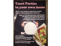 Tarot , crystal ball, aura readings 30 years experience solihull West Midlands