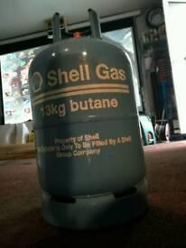 13Kg butane 1/2 full