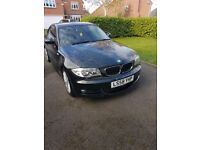 BMW 1 SERIES COUPE 120d MSPORT (AUTO) with Privacy Glass