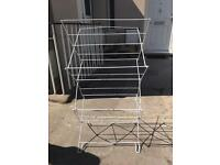 Clothes horse - drying rack for washing