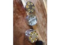 Bullet revolver herb grinder