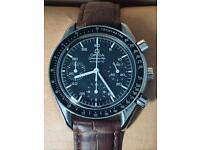 Omega Speedmaster Reduced with box/papers